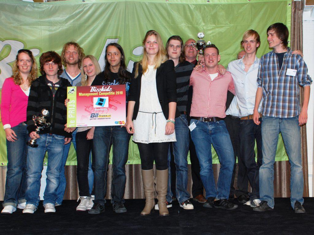 Bizzkidz Managers van het Jaar 2010-1