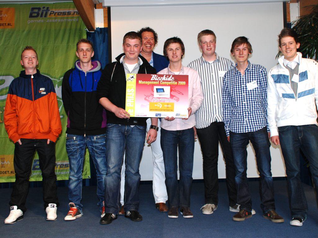 1e prijs winnaars 2009 3x4